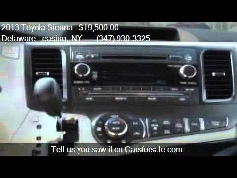 2013 Toyota Sienna LE for sale in , NY 11234 at Delaware Lea