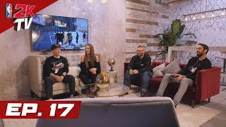 Karl-Anthony Towns & 2KTV Challenge - NBA 2KTV S4. Ep.17