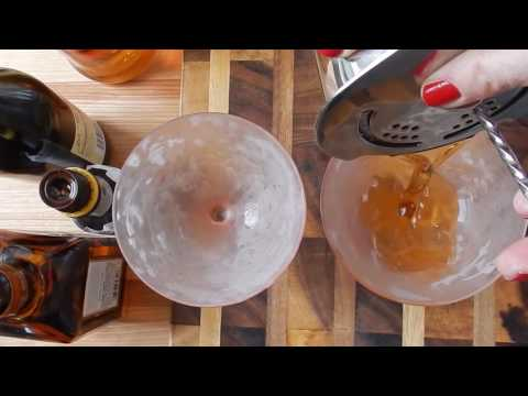 The Secret Manhattan Cocktail Recipe