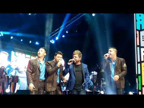 La Llamada, Arrolladora Banda el Limón feat La Firma, Arena Monterrey 2017