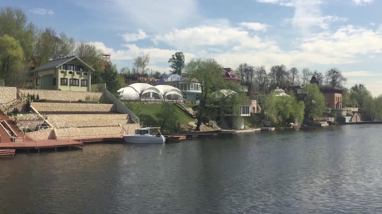 Москва - Сочи по воде (эпизод 2: Москва - Коломна)