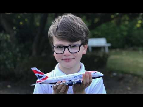 British Airways - BA Magic: 100 Acts of Kindness
