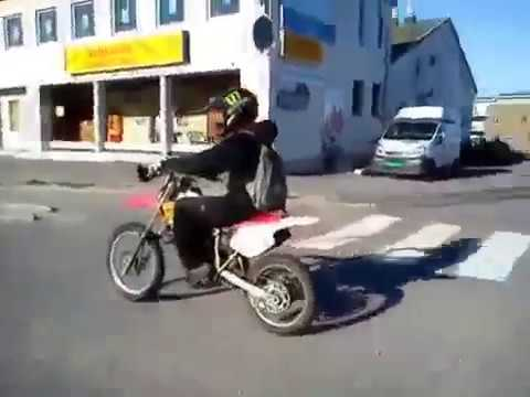 Reckless driving in Norway