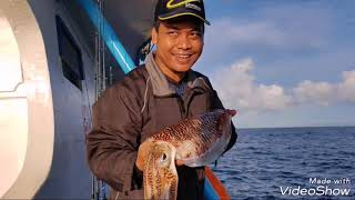Trip Mancing bersama Elang Laut 1, spot P. Deli - Karang Tengah Binuangen 17-18 Februari 2018
