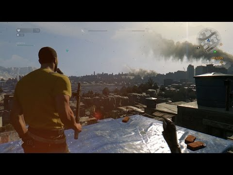 DYING LIGHT - EL COMIENZO - WILLYREX  Y VEGETTA #1