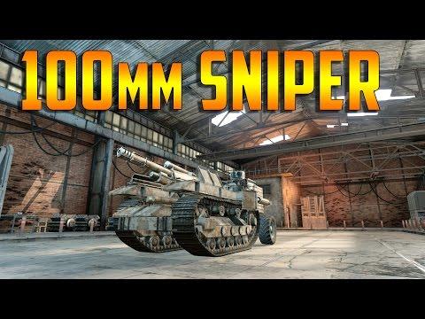 Crossout - 100mm Sniper