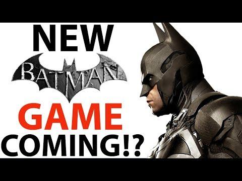 NEW Batman Game LEAKED! | Releasing Soon!? | Batman Arkham Series | Xbox And PS4