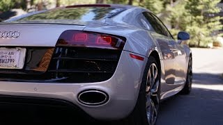 Audi R8 V10 with Fabspeed Valvetronic Exhaust - Review and more!