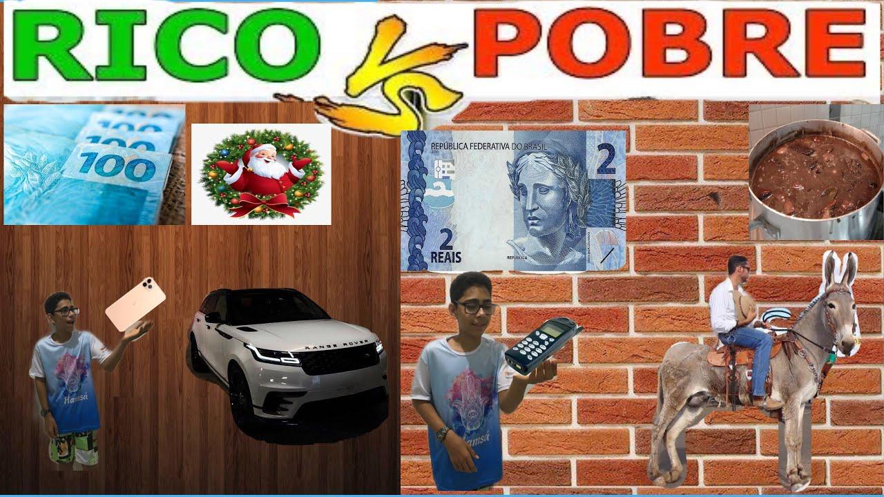 Download Rico vs pobre!