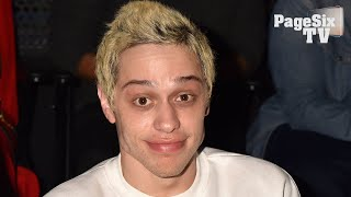 Fan started a GoFundMe for 'homeless' Pete Davidson