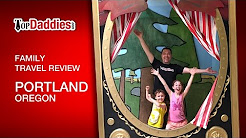 Portland Oregon   Travel Guide For Families With Kids!