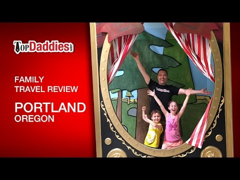Portland Oregon | Travel Guide For Families With Kids!