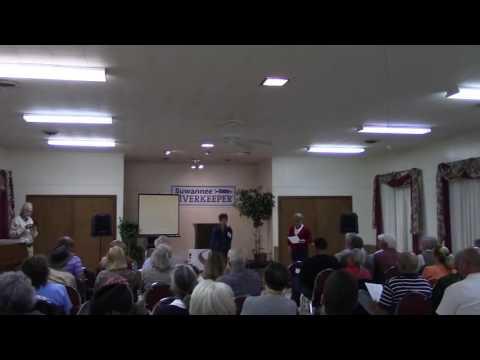 Host Eileen Box, Rivers vs. Sabal Trail, Live Oak, Suwannee Riverkeeper