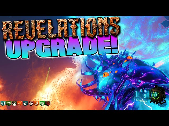 REVELATIONS EASTER EGG - APOTHICON SERVANT UPGRADE TUTORIAL! (PACK-A-PUNCH WONDER WEAPON)