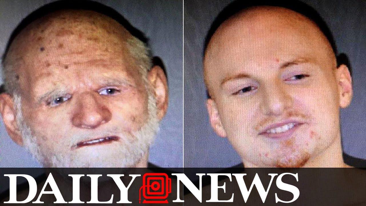 Armed Cape Cod Fugitive Arrested Wearing Creepy Old Man Mask
