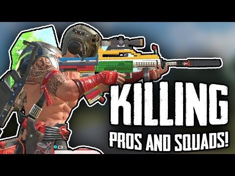 Killing NA pros