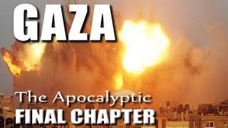 ISRAEL INVADES GAZA  -  Bible Prophecy reveals coming devastation