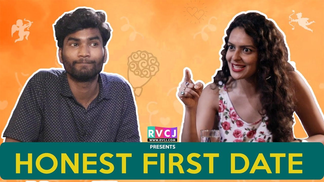 Honest First Date | Ft. Nikhil Vijay & Bidita Bag | RVCJ