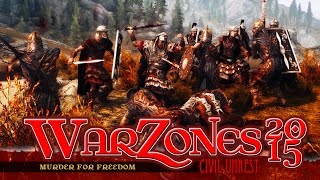 Skyrim Mod: Warzones 2015 - Civil Unrest Reborn thumbnail