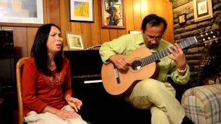 Nước non ngàn dặm ra đi - Phạm Duy - Lệ Mai & Hoàng Ngọc-Tuấn (version 2)