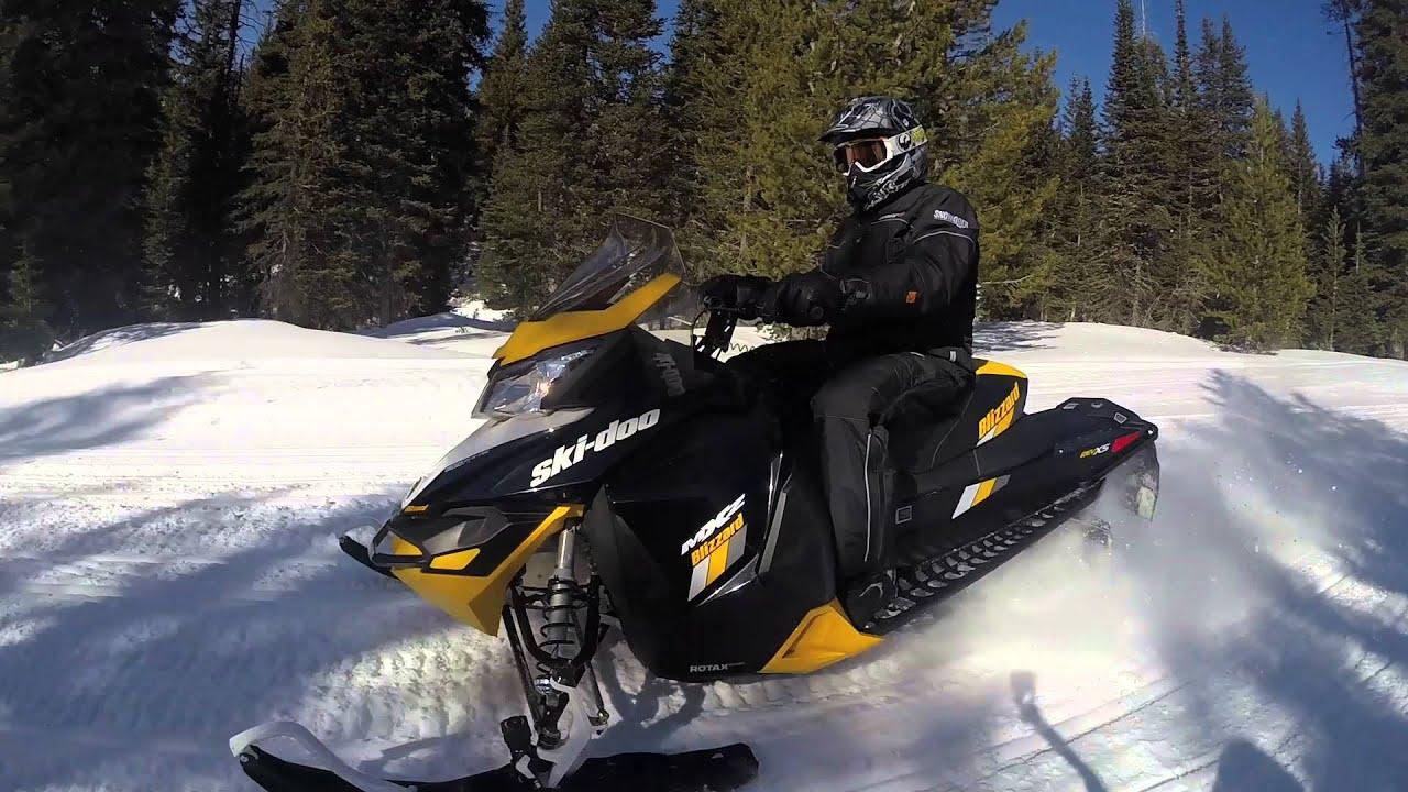 Stv 2016 Ski Doo Mxz Blizzard