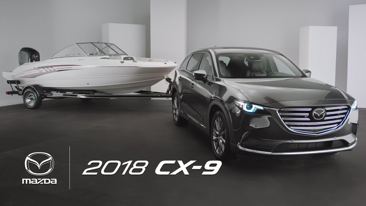 Delightful What Is The Towing Capacity Of The CX 9?