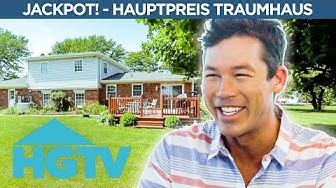 Der Rubbellos-Gewinner | Jackpot! – Hauptpreis Traumhaus | HGTV Deutschland