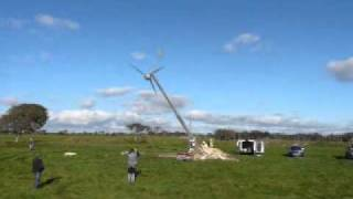 The South Penquite Wind Turbine