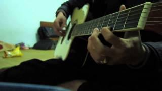 Anh yêu em nhiều lắm - guitar