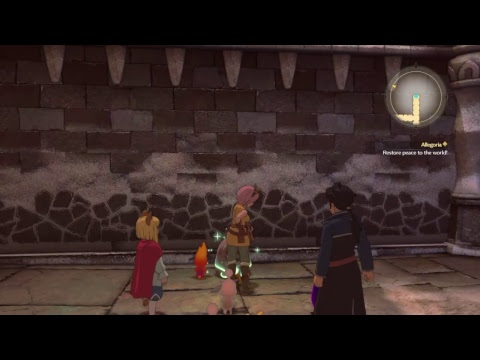 Ni no Kuni 2 Revenant kingdom Walkthrough Gameplay part 22 - higgledy stones