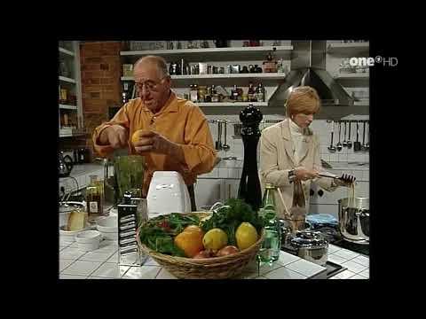 alfredissimo  Kochen mit Bio und Ursula Monn:Indisch & Kalte Pasta Sauce