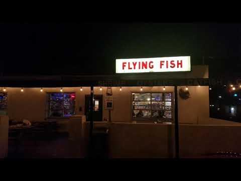Flying Fish, Ft Worth, Tx - 2/23/19