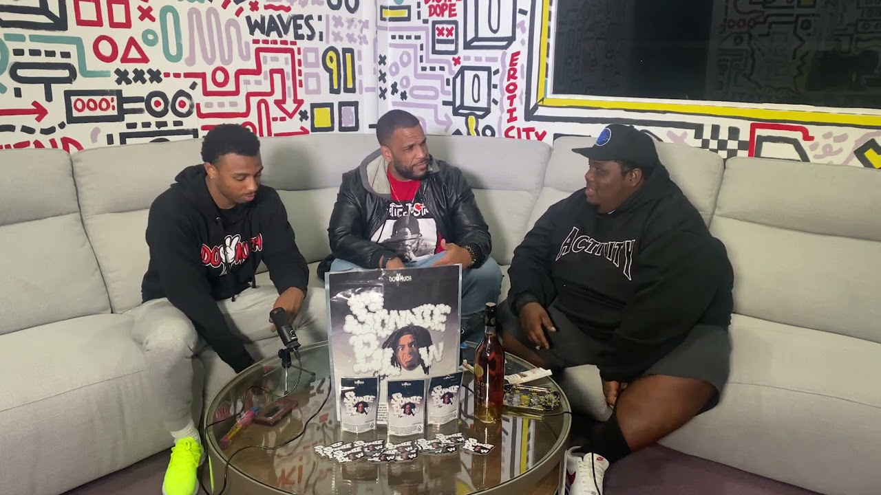 Mental Health & Experiences on Wild N Out with DoBoy | Cali Kickback EP14 Lewis Belt & Teddy Ray