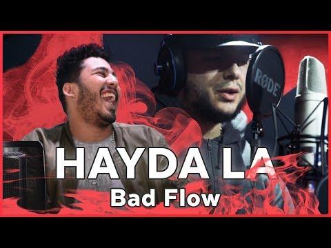 Bad Flow - Hayda La (Official Video) 2019 باد فلوو - هايدا لا (Reaction)