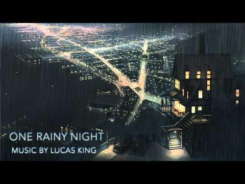 Грустная Фортепианная Музыка-Одна Дождливая Ночь (Оригинальная Композиция)
