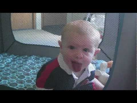 Absolutely Hilarious Baby!! Making us Laugh so hard.