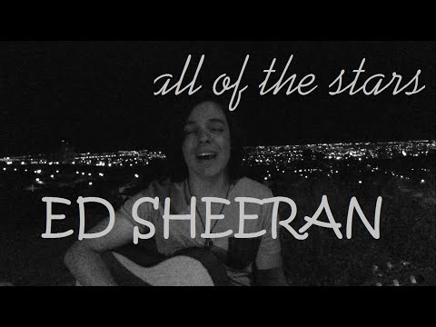 ED SHEERAN - All of the stars Gabriel Nandes cover