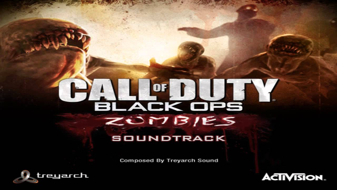 Call Of Duty Black Ops Zombies Soundtrack Lullaby For A Dead Man Youtube