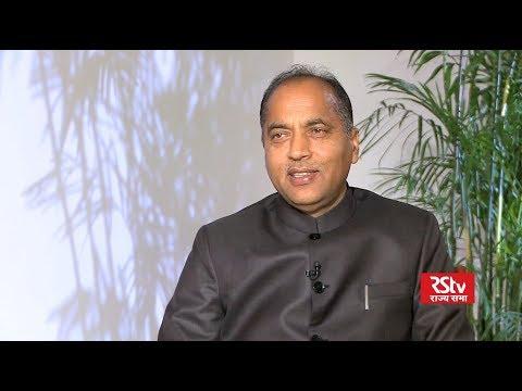 Tarkash - Interview with Jairam Thakur, chief minister of Himachal Pradesh