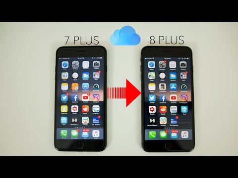 How to Backup Old iPhone & Restore to iPhone 8 (Setup Process)