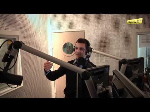Thorsten Havener manipuliert Gedanken bei 95.5 Charivari - Münchens Hitradio