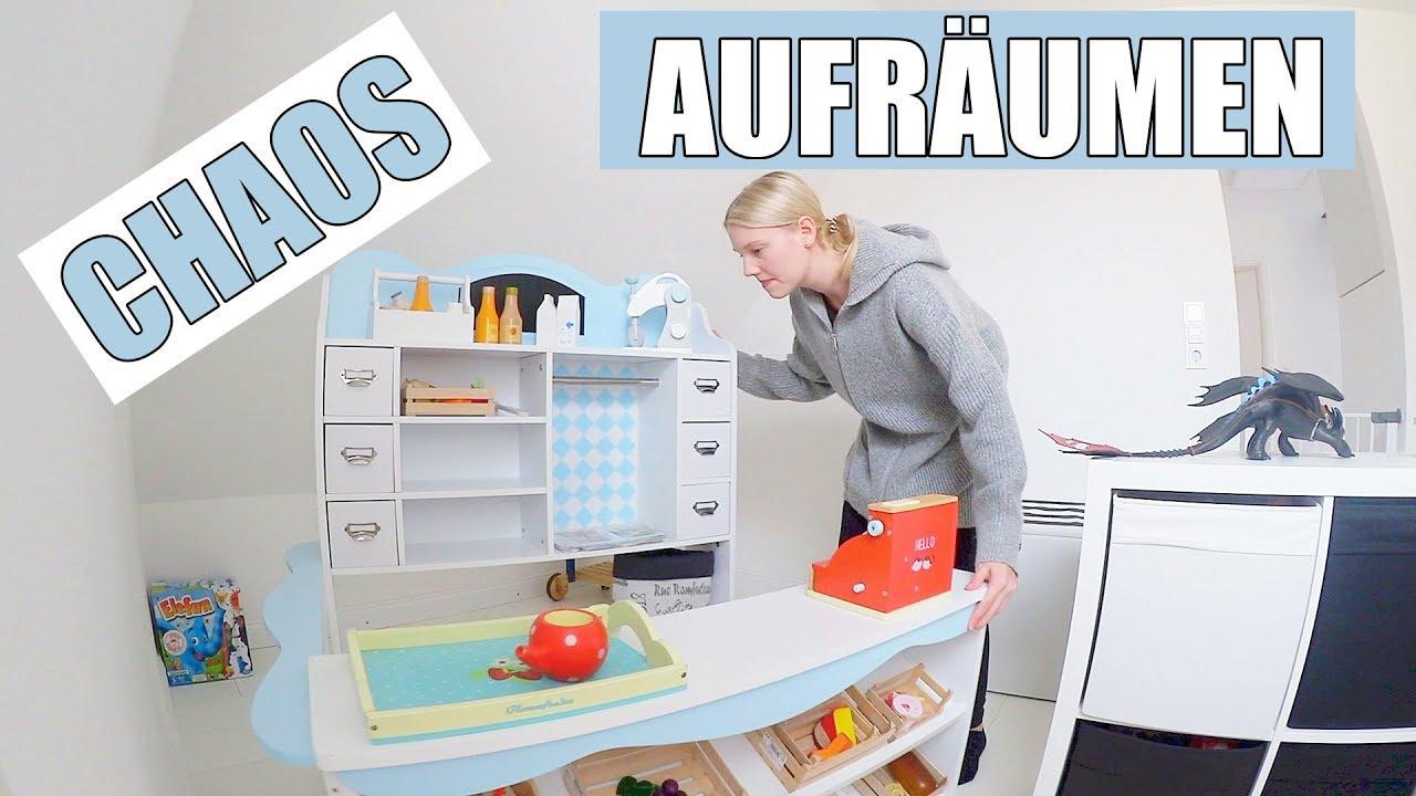 Spielzimmer umräumen & Spielzeug ausmisten | Küche neu sortieren ...