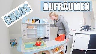 Spielzimmer umräumen & Spielzeug ausmisten | Küche neu sortieren | Isabeau