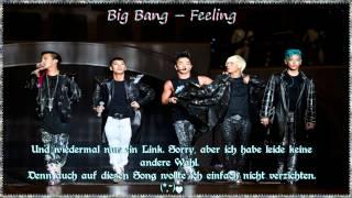 Big Bang - Feeling [german sub]