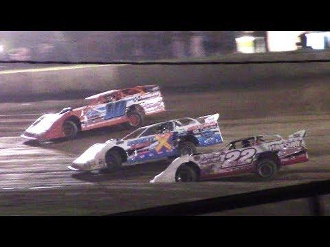 ULMS Super Late Model Heat Two | Eriez Speedway | 9-23-17