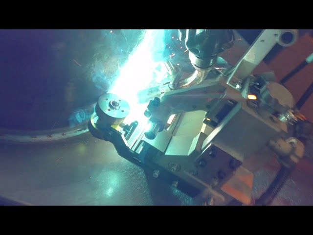 Koike MagWheel Robotic Welding Collabration - Magswitch Technology