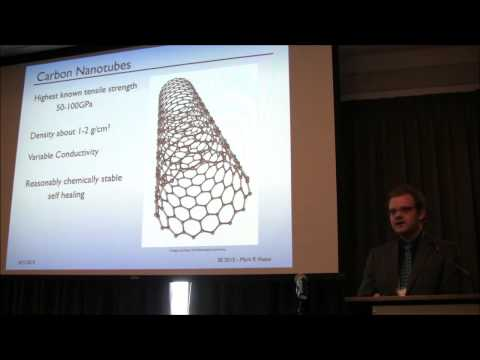 Mark R Haase - Advances in High Strength Materials - ISEC SEC 2015