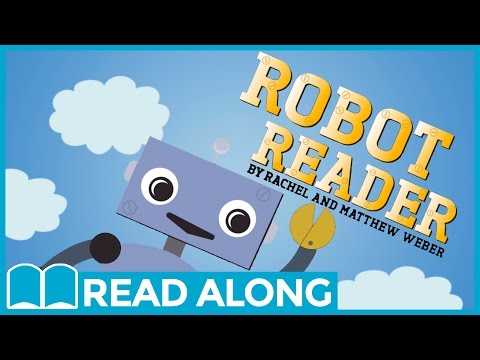 Read Along Story Books for Kids Ages 3-5 | Robot Reader