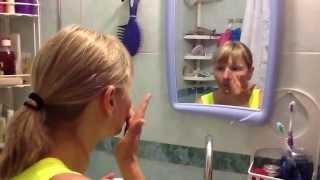 видео Глина Рассул (косметическая марокканская)