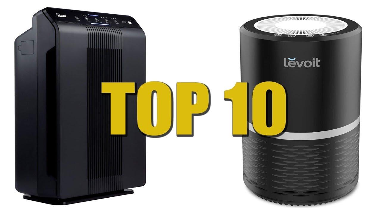 Best Air Purifier For Allergies 2020.Top 10 Best Air Purifiers 2020